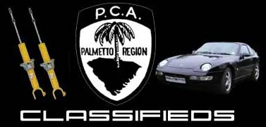 Palmetto PCA Classifieds