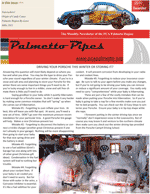 Palmetto Pipes December 2011
