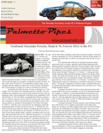 Palmetto Pipes April / May 2012