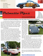 Palmetto Pipes July