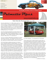 Palmetto Pipes June 2012