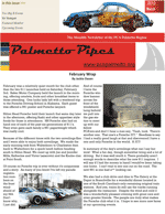 Palmetto Pipes March 2012