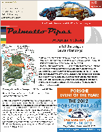 Palmetto Pipes May Supplement 2012