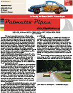 Palmetto Pipes July 2013