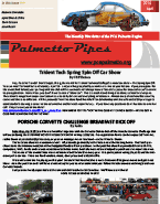 Palmetto Pipes April 2014
