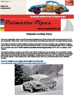 Palmetto Pipes December 2014