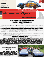 Palmetto Pipes May 2014