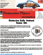 Palmetto Pipes September 2014