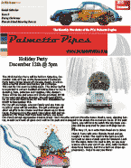 Palmetto Pipes December 2015