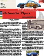Palmetto Pipes February 2015