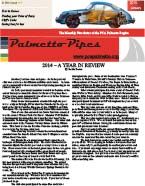 Palmetto Pipes January 2015