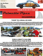Palmetto Pipes March 2015