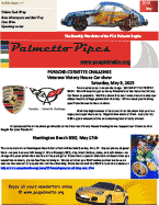 Palmetto Pipes May 2015