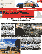 Palmetto Pipes November 2015