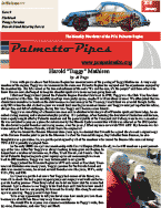 Palmetto Pipes January 2016