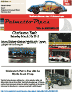 Palmetto Pipes March 2016