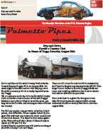 Palmetto Pipes July 2016