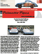 Palmetto Pipes May 2016